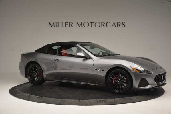 Used 2018 Maserati GranTurismo Sport for sale Sold at Rolls-Royce Motor Cars Greenwich in Greenwich CT 06830 19