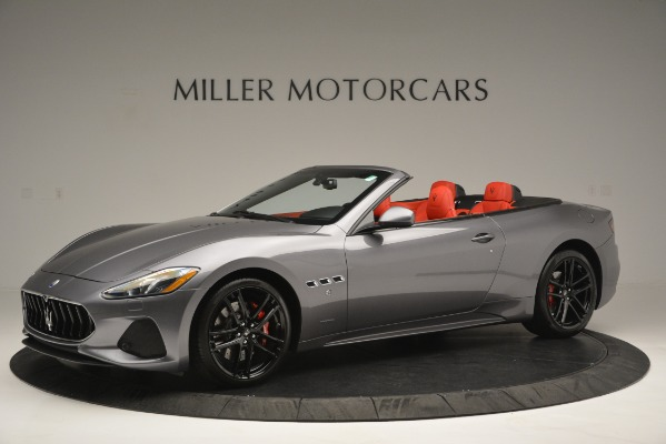 Used 2018 Maserati GranTurismo Sport for sale Sold at Rolls-Royce Motor Cars Greenwich in Greenwich CT 06830 2