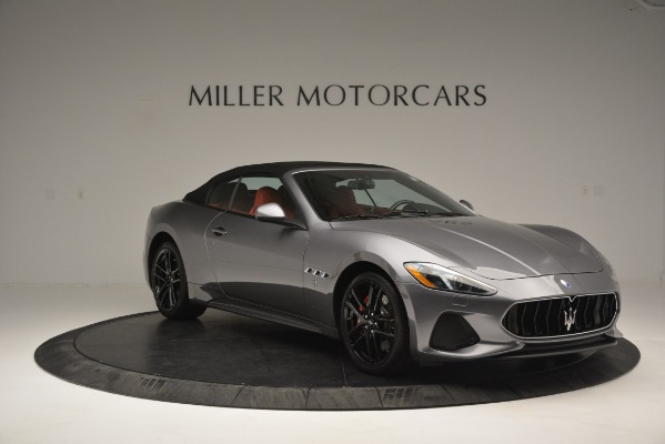 Used 2018 Maserati GranTurismo Sport for sale Sold at Rolls-Royce Motor Cars Greenwich in Greenwich CT 06830 20
