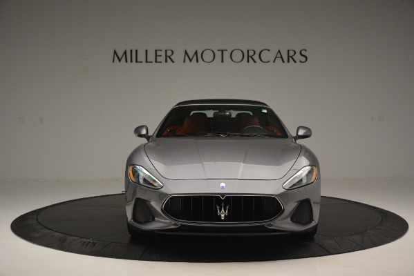 Used 2018 Maserati GranTurismo Sport for sale Sold at Rolls-Royce Motor Cars Greenwich in Greenwich CT 06830 21