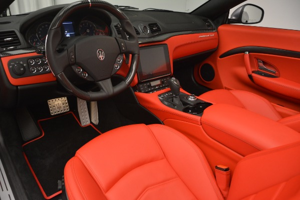 Used 2018 Maserati GranTurismo Sport for sale Sold at Rolls-Royce Motor Cars Greenwich in Greenwich CT 06830 22