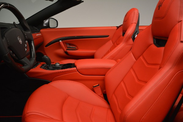 Used 2018 Maserati GranTurismo Sport for sale Sold at Rolls-Royce Motor Cars Greenwich in Greenwich CT 06830 23