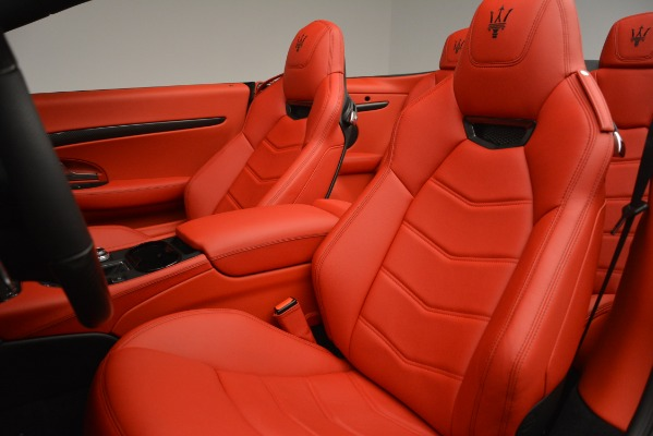 Used 2018 Maserati GranTurismo Sport for sale Sold at Rolls-Royce Motor Cars Greenwich in Greenwich CT 06830 24