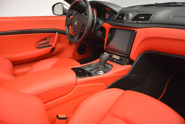 Used 2018 Maserati GranTurismo Sport for sale Sold at Rolls-Royce Motor Cars Greenwich in Greenwich CT 06830 28