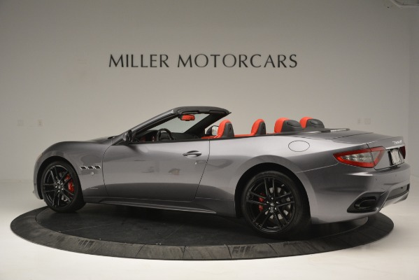 Used 2018 Maserati GranTurismo Sport for sale Sold at Rolls-Royce Motor Cars Greenwich in Greenwich CT 06830 4