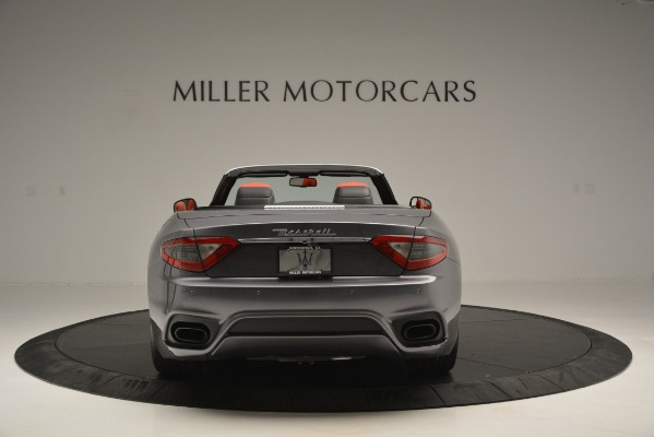 Used 2018 Maserati GranTurismo Sport for sale Sold at Rolls-Royce Motor Cars Greenwich in Greenwich CT 06830 5