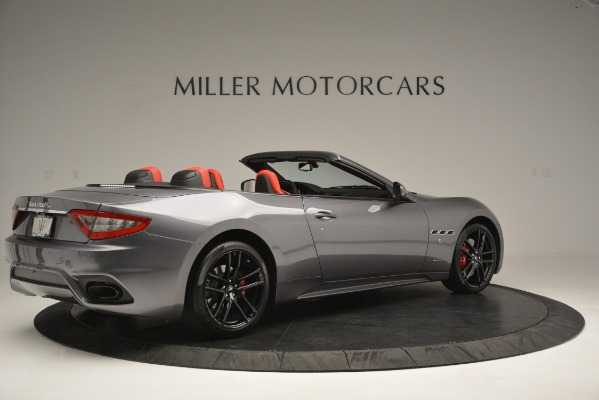 Used 2018 Maserati GranTurismo Sport for sale Sold at Rolls-Royce Motor Cars Greenwich in Greenwich CT 06830 6