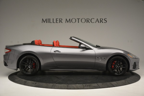 Used 2018 Maserati GranTurismo Sport for sale Sold at Rolls-Royce Motor Cars Greenwich in Greenwich CT 06830 7