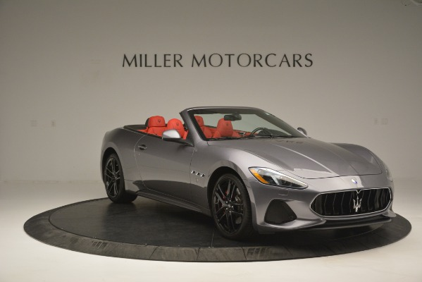 Used 2018 Maserati GranTurismo Sport for sale Sold at Rolls-Royce Motor Cars Greenwich in Greenwich CT 06830 9