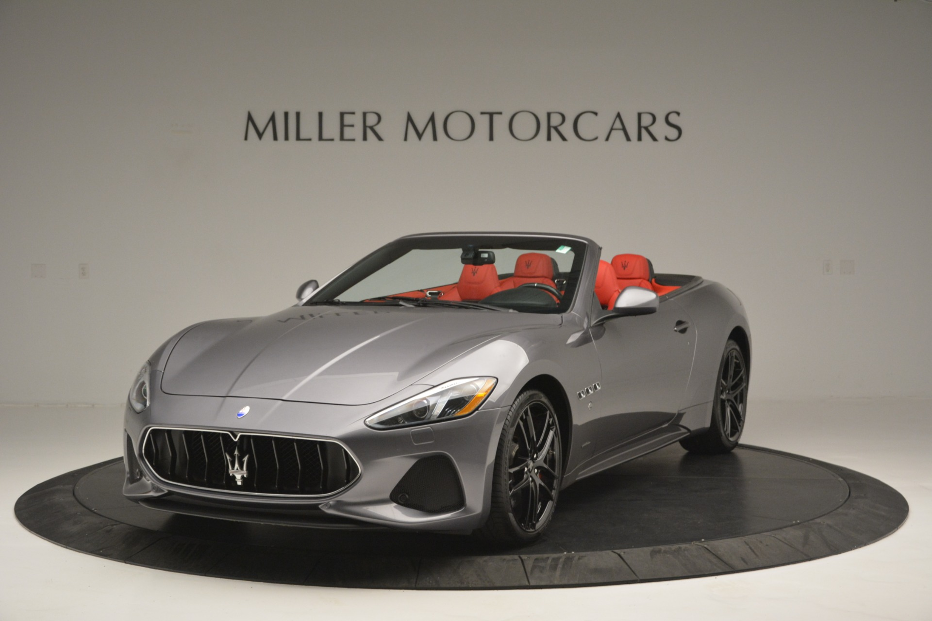 Used 2018 Maserati GranTurismo Sport for sale Sold at Rolls-Royce Motor Cars Greenwich in Greenwich CT 06830 1