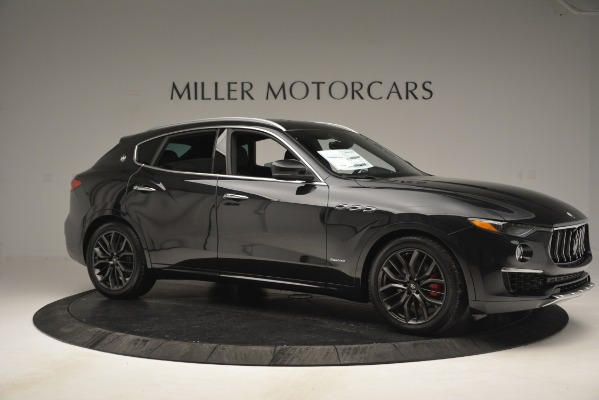 New 2019 Maserati Levante Q4 GranLusso for sale Sold at Rolls-Royce Motor Cars Greenwich in Greenwich CT 06830 11