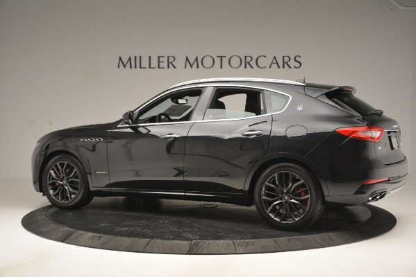 New 2019 Maserati Levante Q4 GranLusso for sale Sold at Rolls-Royce Motor Cars Greenwich in Greenwich CT 06830 5