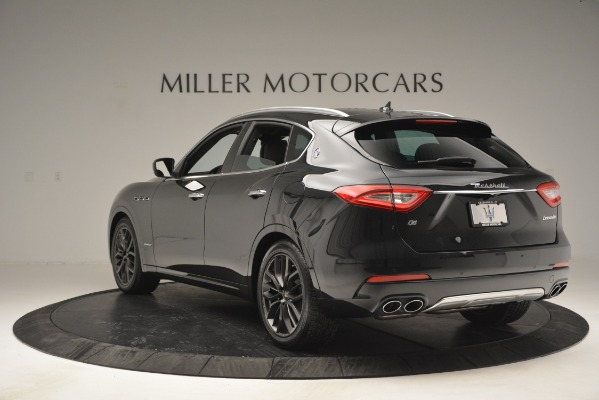 New 2019 Maserati Levante Q4 GranLusso for sale Sold at Rolls-Royce Motor Cars Greenwich in Greenwich CT 06830 6