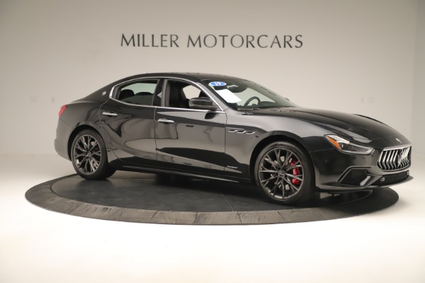 New 2019 Maserati Ghibli S Q4 GranSport for sale Sold at Rolls-Royce Motor Cars Greenwich in Greenwich CT 06830 10