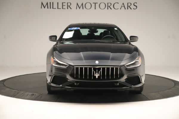 New 2019 Maserati Ghibli S Q4 GranSport for sale Sold at Rolls-Royce Motor Cars Greenwich in Greenwich CT 06830 12