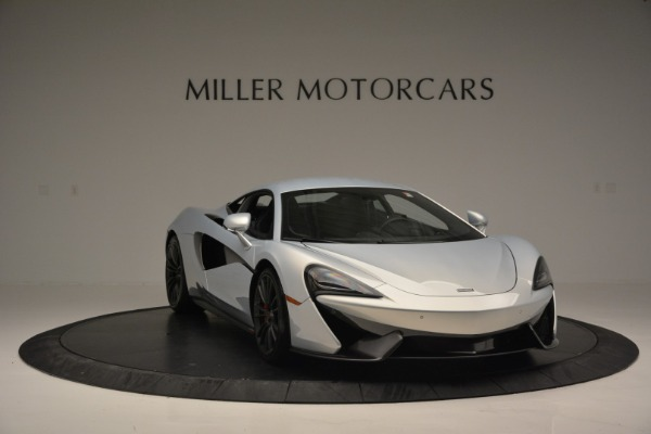Used 2017 McLaren 570S for sale $149,900 at Rolls-Royce Motor Cars Greenwich in Greenwich CT 06830 11
