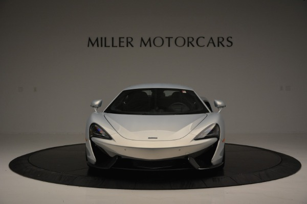 Used 2017 McLaren 570S Coupe for sale Sold at Rolls-Royce Motor Cars Greenwich in Greenwich CT 06830 12