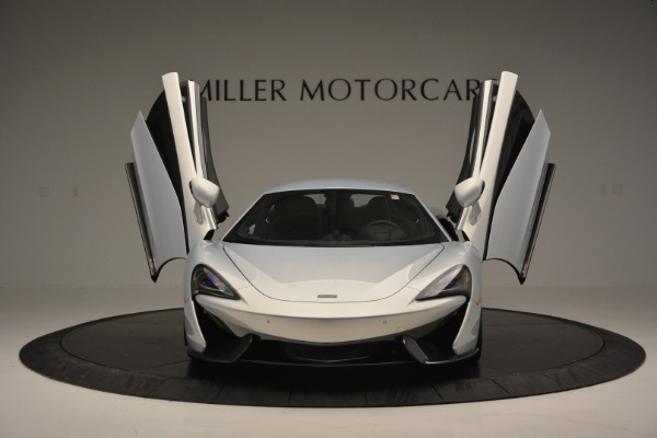 Used 2017 McLaren 570S for sale Call for price at Rolls-Royce Motor Cars Greenwich in Greenwich CT 06830 13