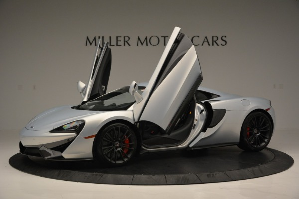Used 2017 McLaren 570S for sale Call for price at Rolls-Royce Motor Cars Greenwich in Greenwich CT 06830 14