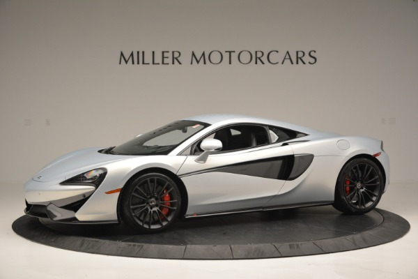 Used 2017 McLaren 570S Coupe for sale $159,900 at Rolls-Royce Motor Cars Greenwich in Greenwich CT 06830 2