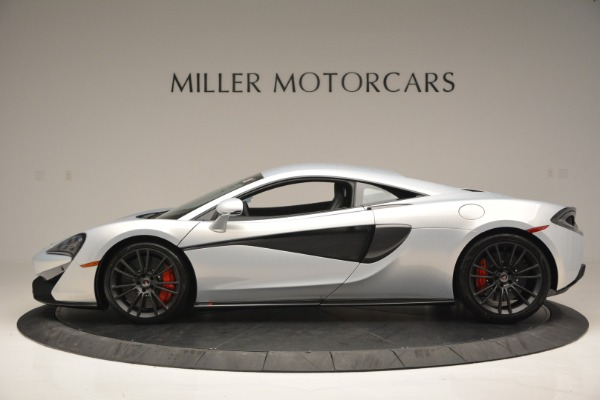 Used 2017 McLaren 570S for sale Call for price at Rolls-Royce Motor Cars Greenwich in Greenwich CT 06830 3