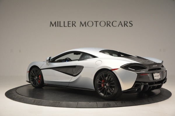 Used 2017 McLaren 570S for sale Call for price at Rolls-Royce Motor Cars Greenwich in Greenwich CT 06830 4