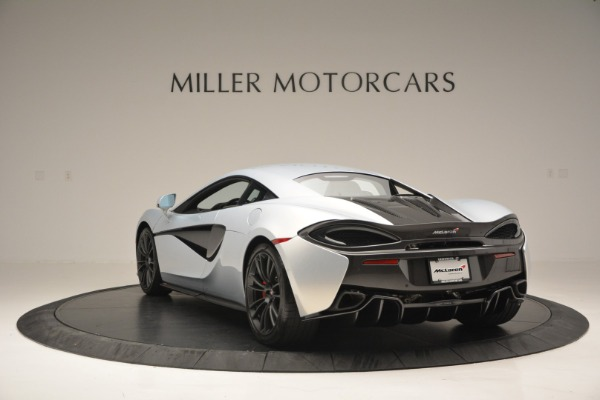 Used 2017 McLaren 570S for sale Call for price at Rolls-Royce Motor Cars Greenwich in Greenwich CT 06830 5