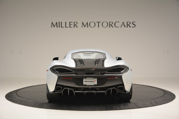 Used 2017 McLaren 570S Coupe for sale Sold at Rolls-Royce Motor Cars Greenwich in Greenwich CT 06830 6
