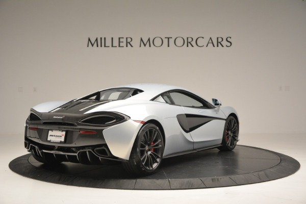Used 2017 McLaren 570S for sale Call for price at Rolls-Royce Motor Cars Greenwich in Greenwich CT 06830 7