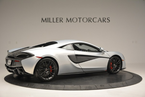 Used 2017 McLaren 570S for sale Call for price at Rolls-Royce Motor Cars Greenwich in Greenwich CT 06830 8