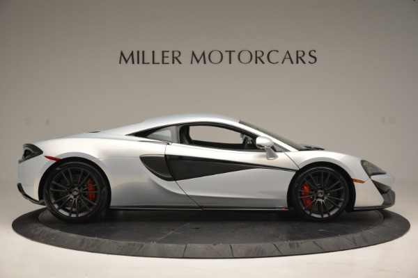 Used 2017 McLaren 570S Coupe for sale $159,900 at Rolls-Royce Motor Cars Greenwich in Greenwich CT 06830 9