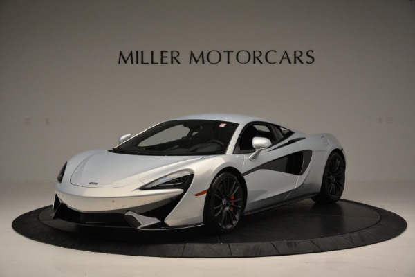 Used 2017 McLaren 570S for sale Call for price at Rolls-Royce Motor Cars Greenwich in Greenwich CT 06830 1