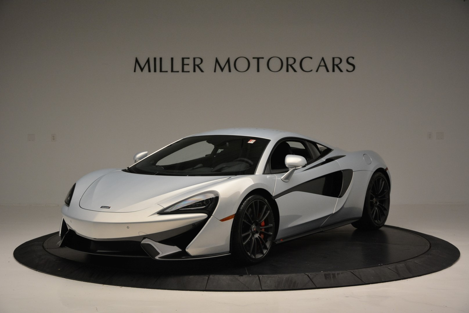 Used 2017 McLaren 570S Coupe for sale $159,900 at Rolls-Royce Motor Cars Greenwich in Greenwich CT 06830 1