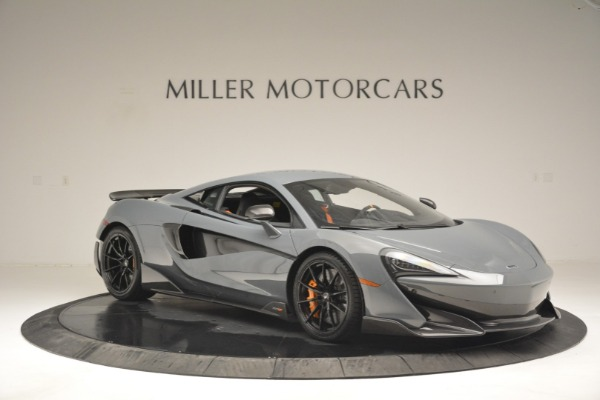 New 2019 McLaren 600LT Coupe for sale Call for price at Rolls-Royce Motor Cars Greenwich in Greenwich CT 06830 10