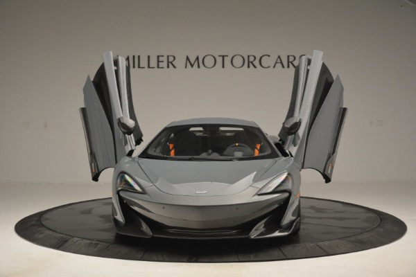 New 2019 McLaren 600LT Coupe for sale Call for price at Rolls-Royce Motor Cars Greenwich in Greenwich CT 06830 13