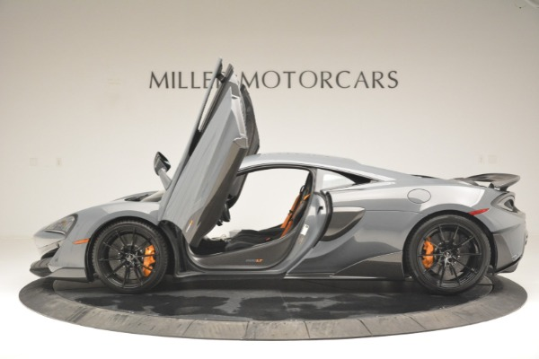 New 2019 McLaren 600LT Coupe for sale Call for price at Rolls-Royce Motor Cars Greenwich in Greenwich CT 06830 15