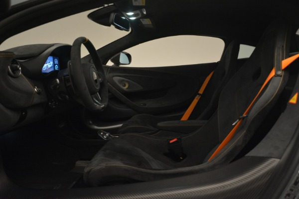 New 2019 McLaren 600LT Coupe for sale Call for price at Rolls-Royce Motor Cars Greenwich in Greenwich CT 06830 18