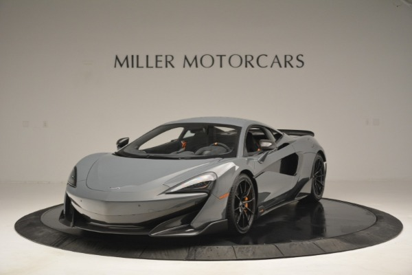 New 2019 McLaren 600LT Coupe for sale Call for price at Rolls-Royce Motor Cars Greenwich in Greenwich CT 06830 2