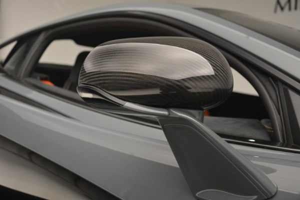 New 2019 McLaren 600LT Coupe for sale Call for price at Rolls-Royce Motor Cars Greenwich in Greenwich CT 06830 24