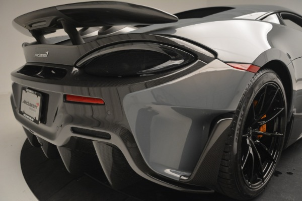 New 2019 McLaren 600LT Coupe for sale Call for price at Rolls-Royce Motor Cars Greenwich in Greenwich CT 06830 25