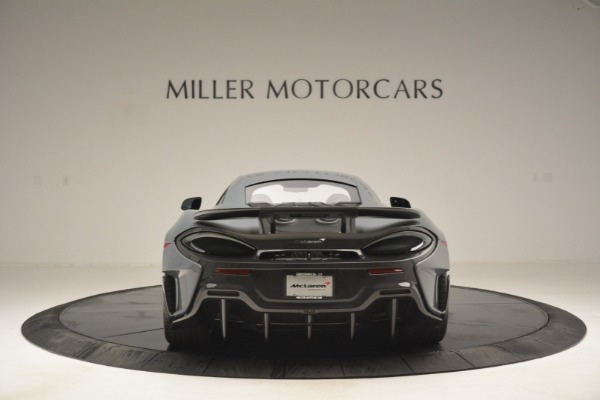 New 2019 McLaren 600LT Coupe for sale Call for price at Rolls-Royce Motor Cars Greenwich in Greenwich CT 06830 6