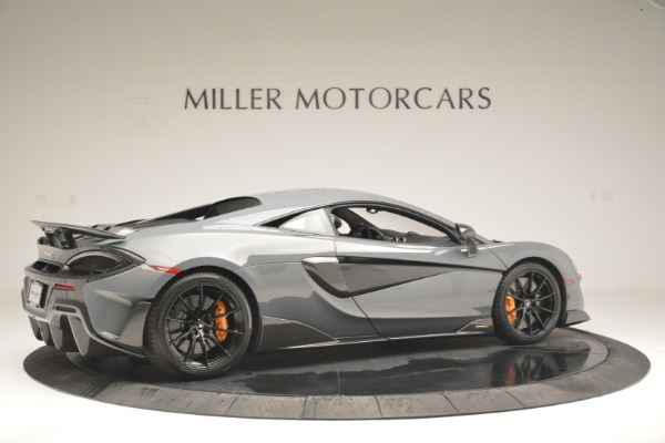 New 2019 McLaren 600LT Coupe for sale Call for price at Rolls-Royce Motor Cars Greenwich in Greenwich CT 06830 8