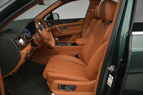 New 2019 Bentley Bentayga V8 for sale Sold at Rolls-Royce Motor Cars Greenwich in Greenwich CT 06830 20