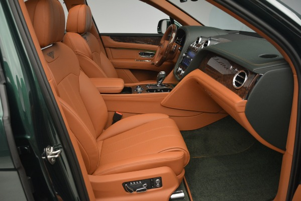 New 2019 Bentley Bentayga V8 for sale Sold at Rolls-Royce Motor Cars Greenwich in Greenwich CT 06830 28
