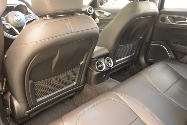 New 2018 Alfa Romeo Giulia Ti Q4 for sale Sold at Rolls-Royce Motor Cars Greenwich in Greenwich CT 06830 16
