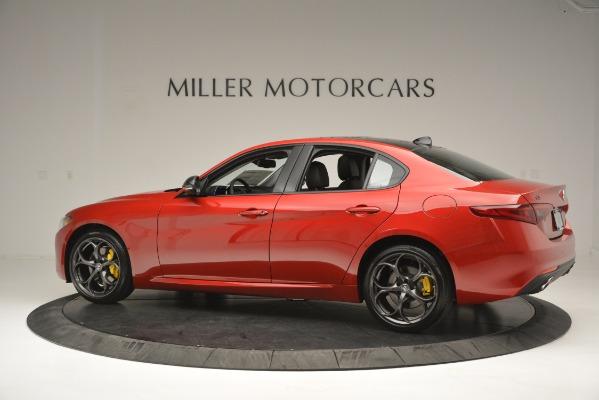 New 2018 Alfa Romeo Giulia Ti Q4 for sale Sold at Rolls-Royce Motor Cars Greenwich in Greenwich CT 06830 4