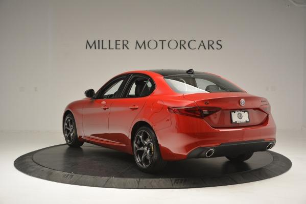 New 2018 Alfa Romeo Giulia Ti Q4 for sale Sold at Rolls-Royce Motor Cars Greenwich in Greenwich CT 06830 5
