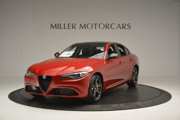 New 2018 Alfa Romeo Giulia Ti Q4 for sale Sold at Rolls-Royce Motor Cars Greenwich in Greenwich CT 06830 1