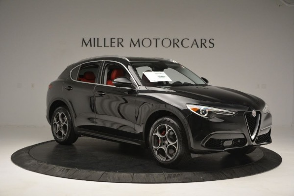 New 2019 Alfa Romeo Stelvio Q4 for sale Sold at Rolls-Royce Motor Cars Greenwich in Greenwich CT 06830 10