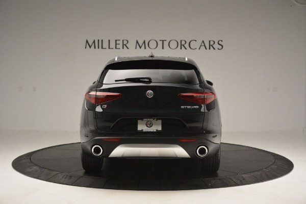 New 2019 Alfa Romeo Stelvio Q4 for sale Sold at Rolls-Royce Motor Cars Greenwich in Greenwich CT 06830 6